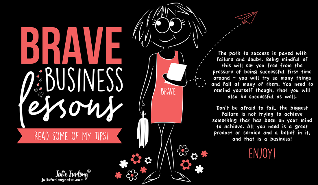 Brave Business Lessons