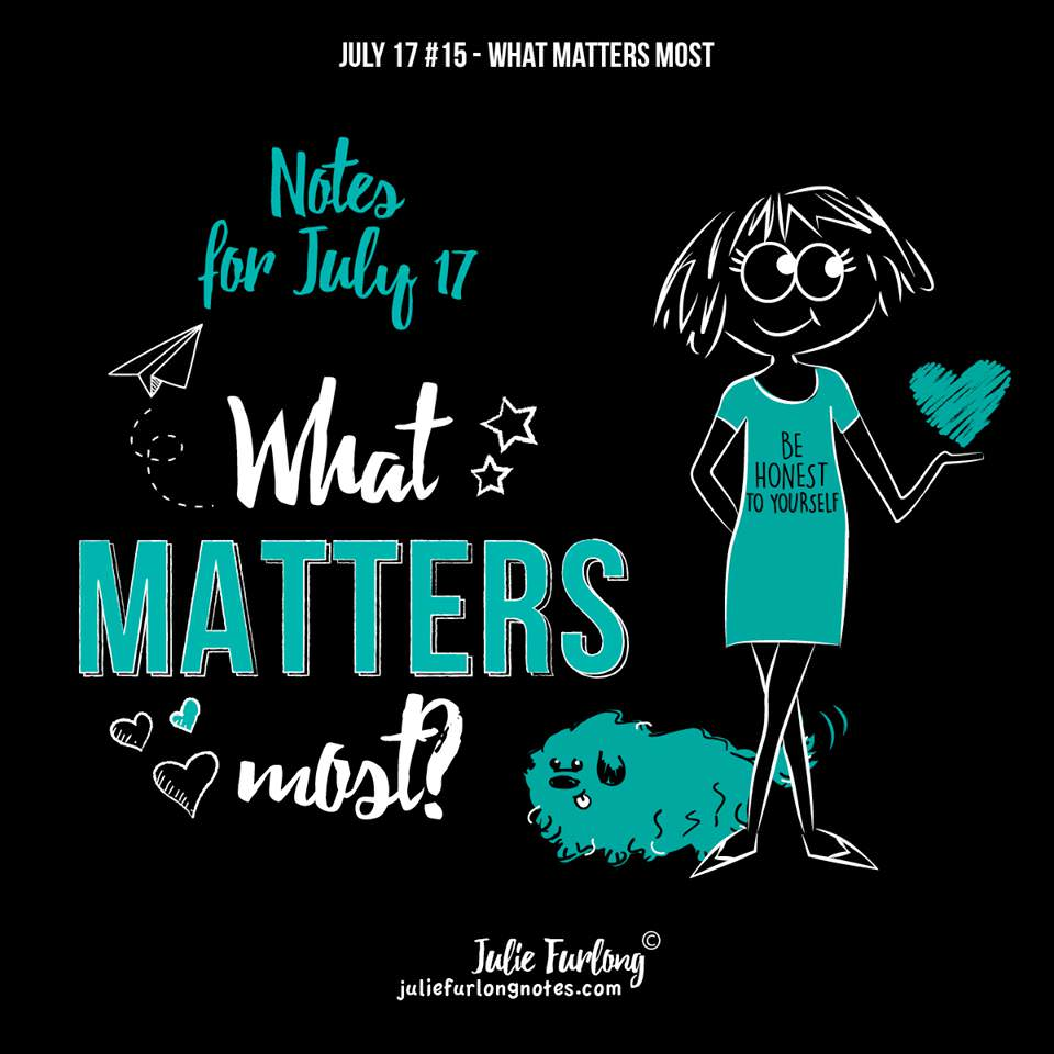 Julie-Furlong-Notes-what-matters-most
