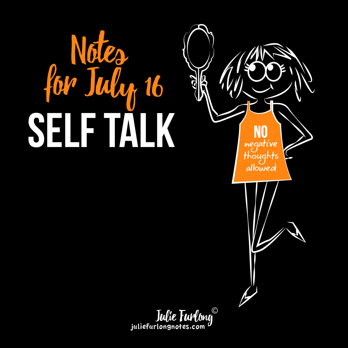 Julie-Furlong-Notes-Self Talk