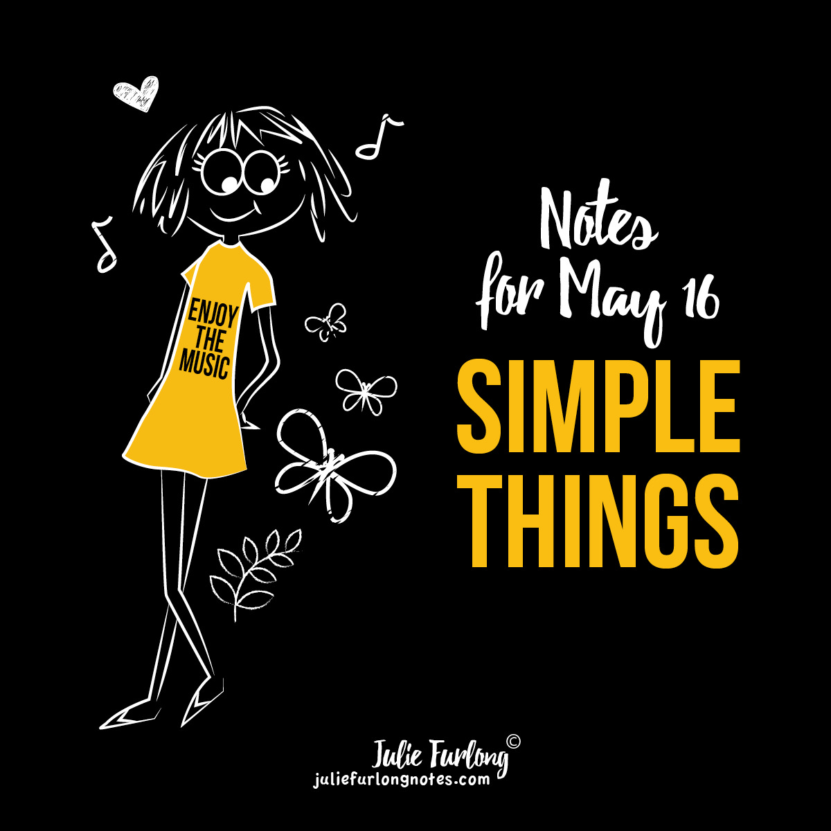 Julie-Furlong-Notes-Simple-Things