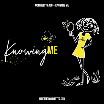Julie-Furlong-Notes-Knowing-Me-featured